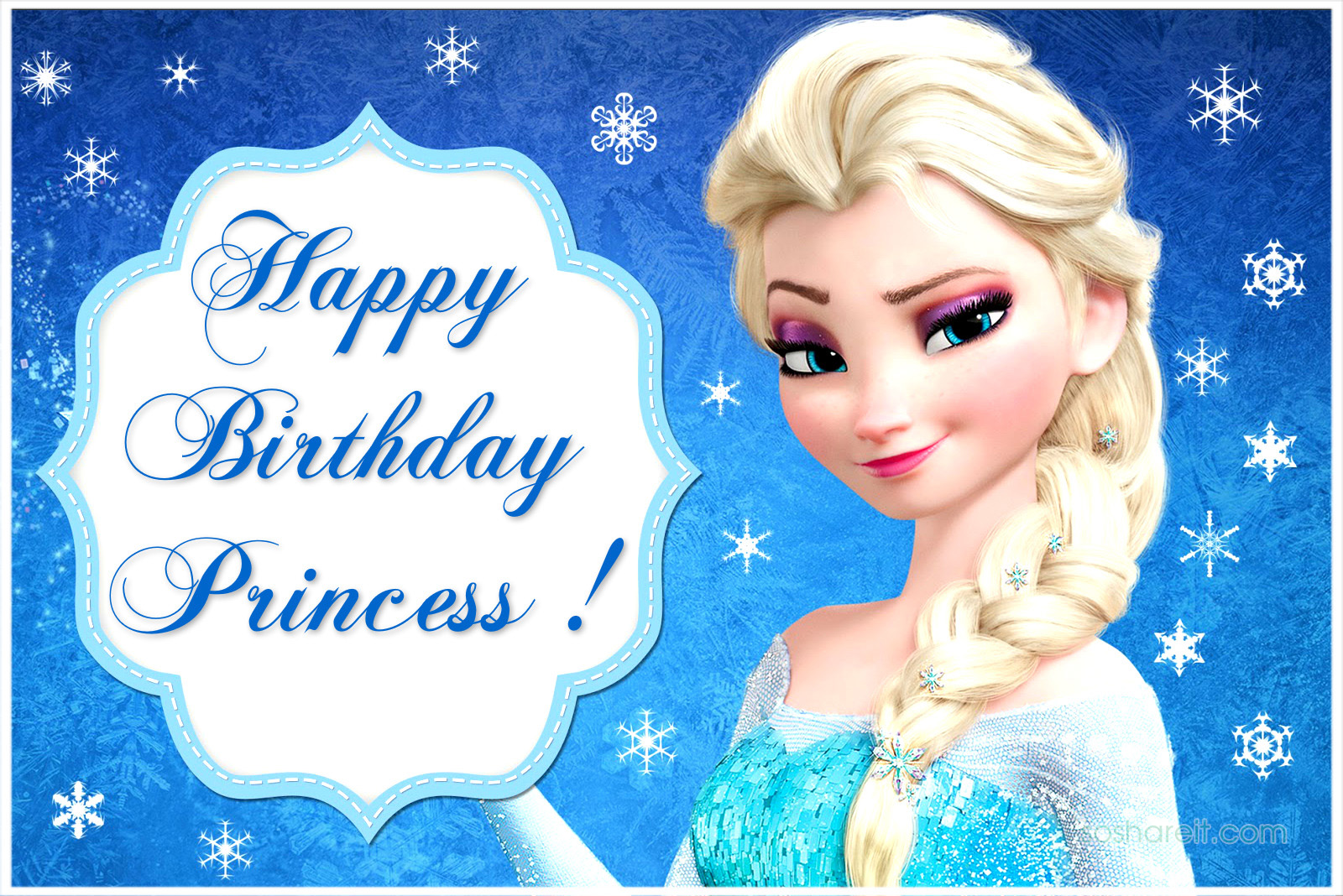 Happy Birthday Princess Quotes & Wallpapers