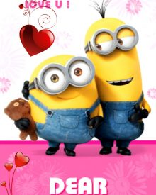 Happy Birthday Minions Wishes, Videos & HD Wallpapers