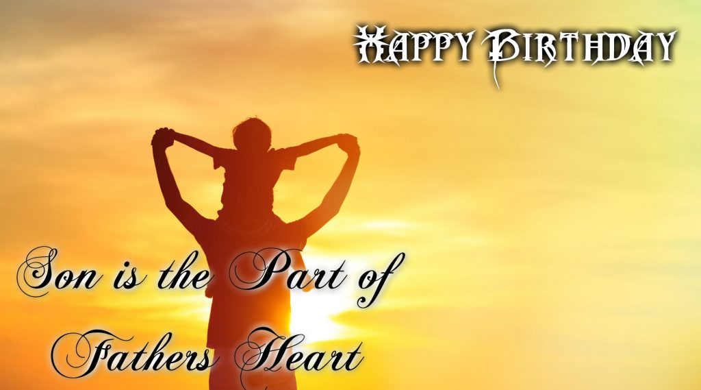 Happy Birthday Father wishes and quotes