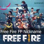 Free fire ff nickname